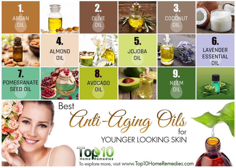 anti aging oils