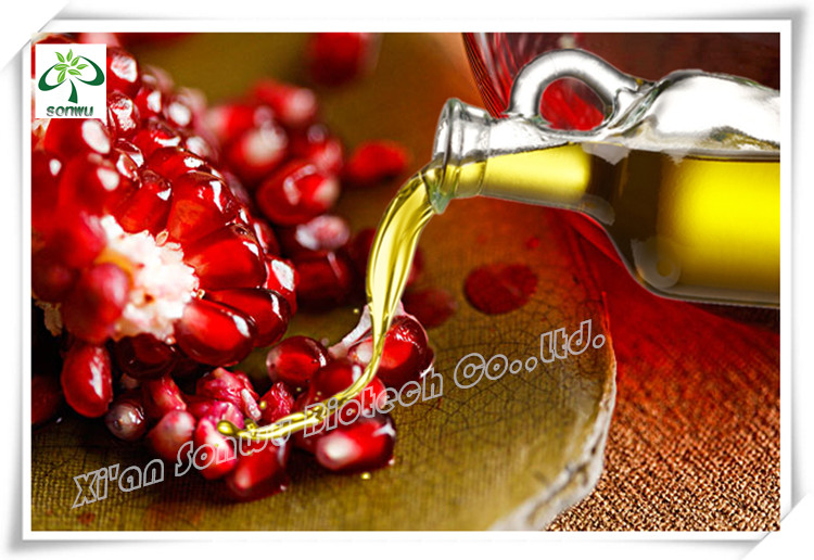 pomegranate seed oils