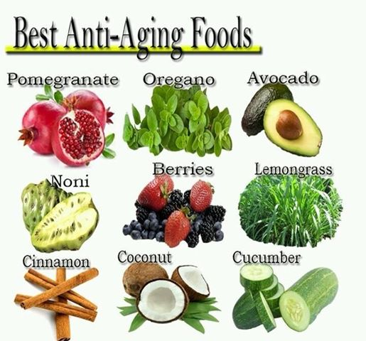 6 Antiaging Foods For Healthy Skin According To Experts